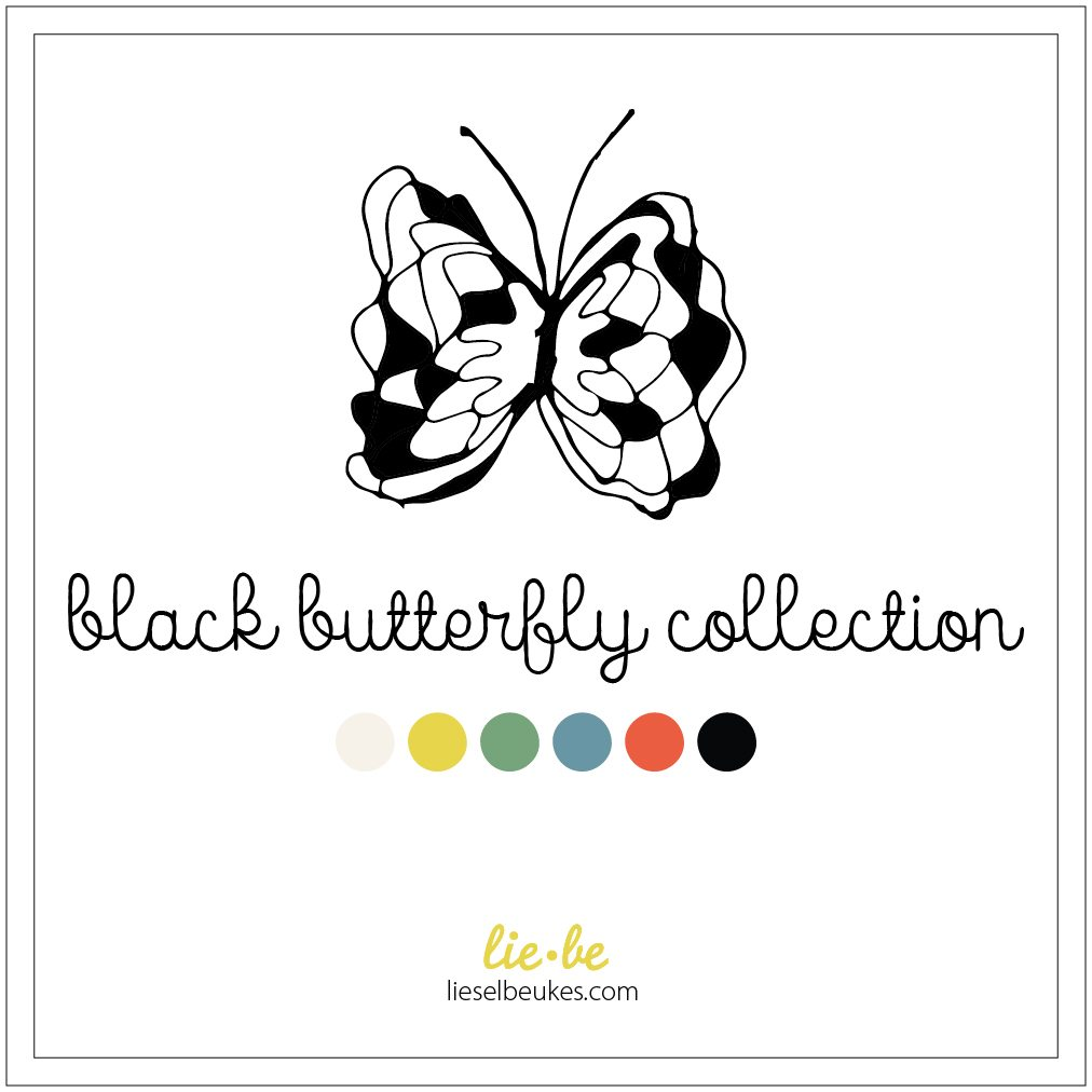The Black Butterfly Collection © Liesel Beukes 2015
