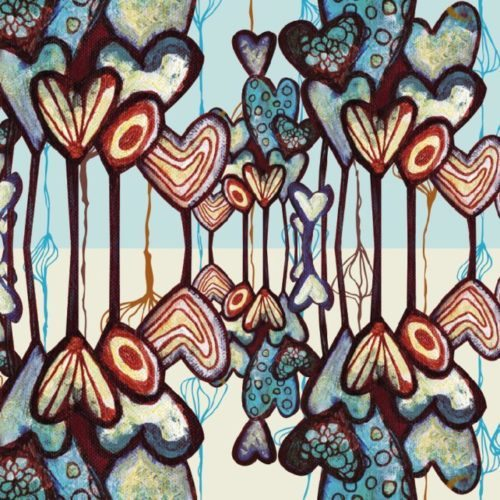 Pattern: Let Love Grow Wild and Free